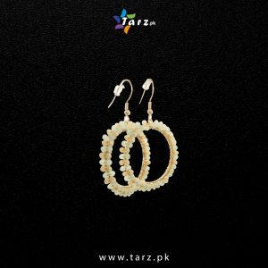 Ear Ring Gold & Silver No-15