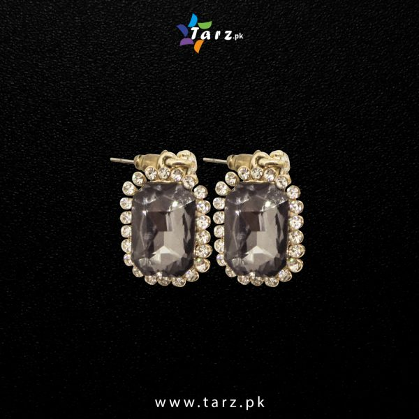 Ear Ring 18K Gold Color No-001
