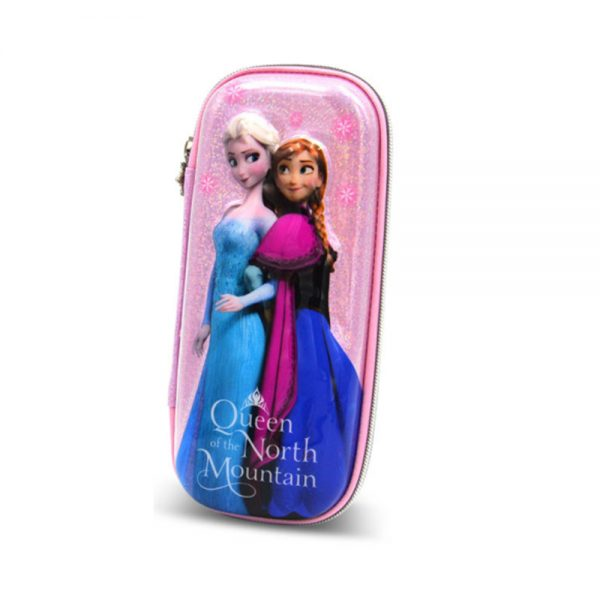 Disney Anna & Elsa Pencil Case