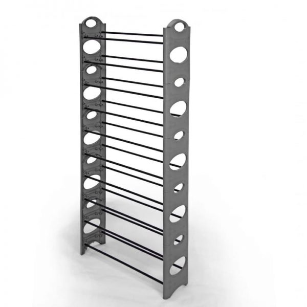 10 tier shoe rack (30 pairs )