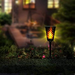 Garden Dancing Tiki Light