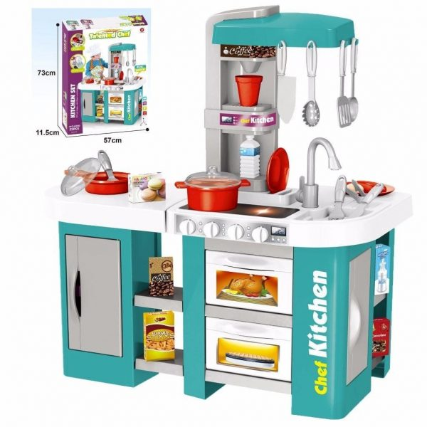 Little Chef Kitchen Set ( 53 Pieces)