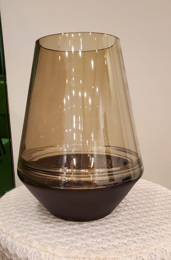 Dark Brown, Glass Decorative Accessories