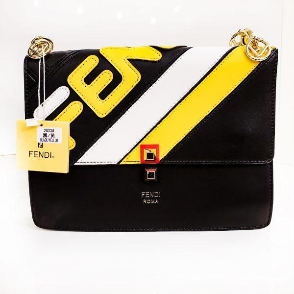 Fendi Ladies Bag Multi color 12