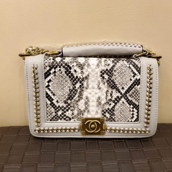 Chanel Ladies Bag Multi color 07
