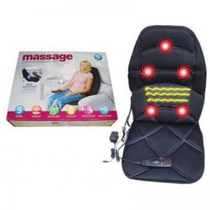 Full size Car Seat Topper Massager