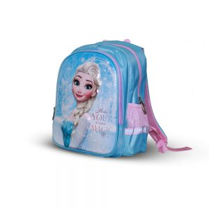 Original Disney Elsa School Bag 3D