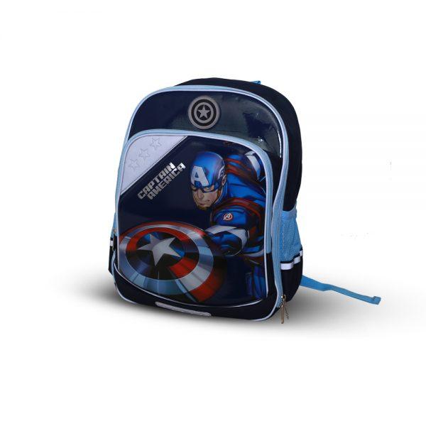 Original DisneyCaptian America School Bag 3D