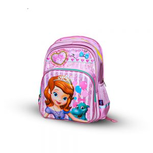 Original DisneyPrinces School Bag 3D