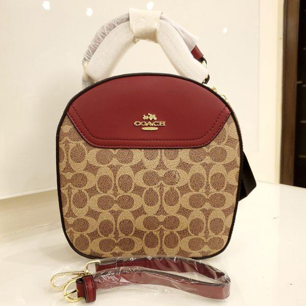 Coach Ladies Bag Multi Color 01