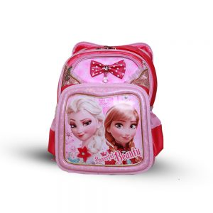 Original Disney Anna & Elsa Shield School Bag