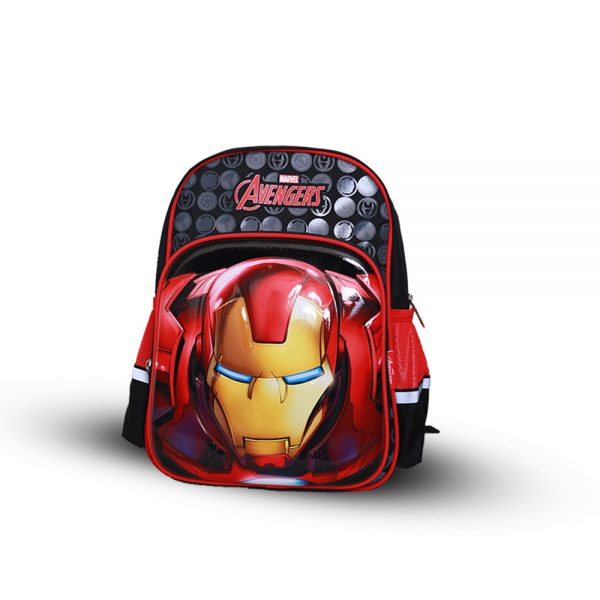 Original Disney Iron Man School Bag 3D