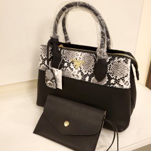 Prada Ladies Bag Multi color