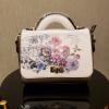 Canvas HD Digital Printing Hand & Shoulder Bag 03
