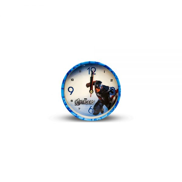 Table Clock Capetian America Design