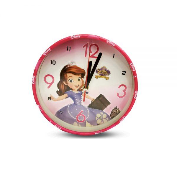 Table Clock Disney Princes Design ( Medium )