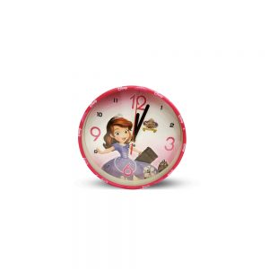 Table Clock Disney Princes Design ( Small )