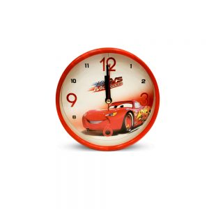 Table Clock Mcqueen Car Design ( Medium )