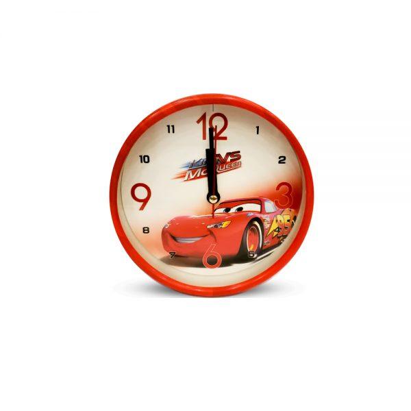 Table Clock Mcqueen Car Design ( Medium )