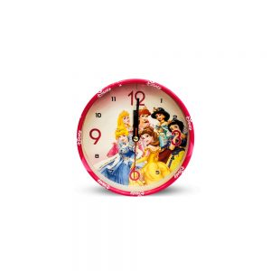 Table Clock Princes Design ( Medium )
