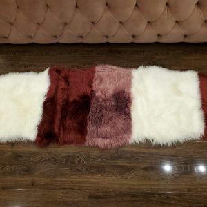 Super Soft Indoor Modern Silky Smooth Fur & Fluffy Rugs 16