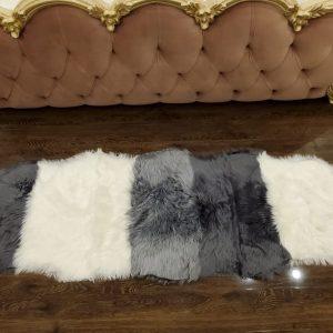Super Soft Indoor Modern Silky Smooth Fur & Fluffy Rugs 15