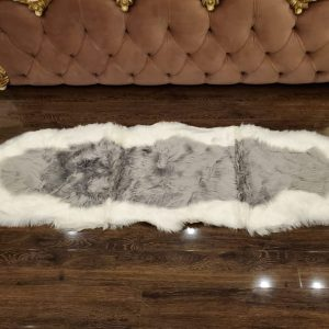 Super Soft Indoor Modern Silky Smooth Fur & Fluffy Rugs 14