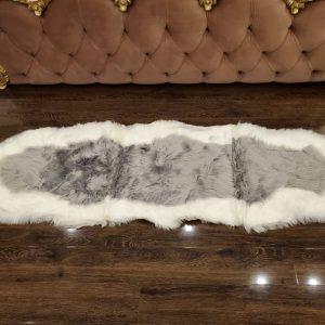 Super Soft Indoor Modern Silky Smooth Fur & Fluffy Rugs 14