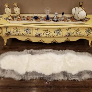 Super Soft Indoor Modern Silky Smooth Fur & Fluffy Rugs 10
