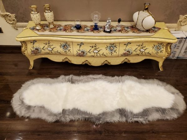 Super Soft Indoor Modern Silky Smooth Fur & Fluffy Rugs 10