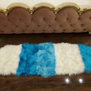 Super Soft Indoor Modern Silky Smooth Fur & Fluffy Rugs 09