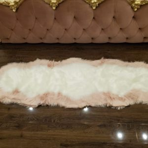 Super Soft Indoor Modern Silky Smooth Fur & Fluffy Rugs 08