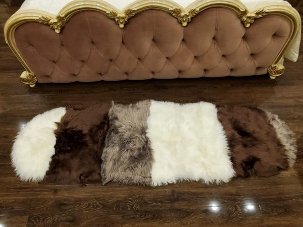 Super Soft Indoor Modern Silky Smooth Fur & Fluffy Rugs 07