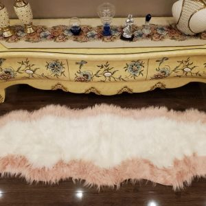 Super Soft Indoor Modern Silky Smooth Fur & Fluffy Rugs 06