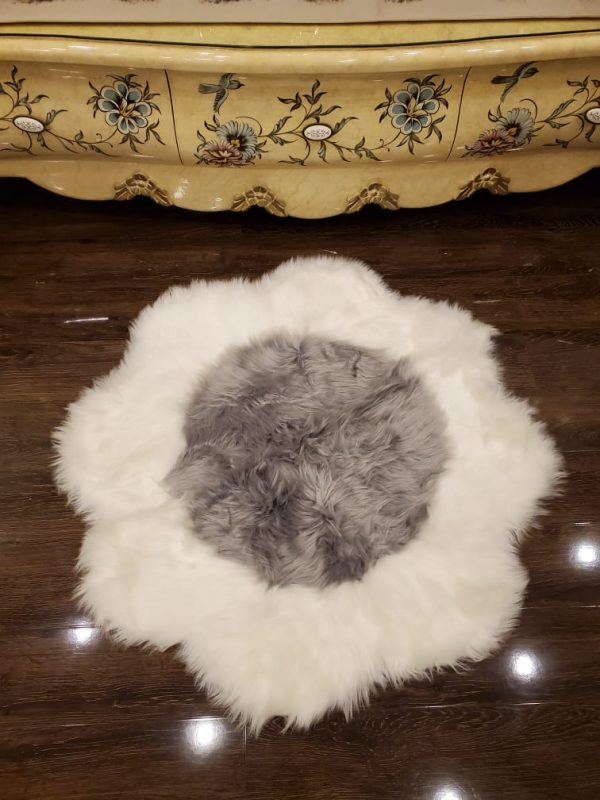 Super Soft Indoor Modern Silky Smooth Fur & Fluffy Rugs 03
