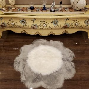 Super Soft Indoor Modern Silky Smooth Fur & Fluffy Rugs 01