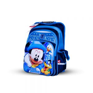 Original Disney Micky Mouse School Bag 3D