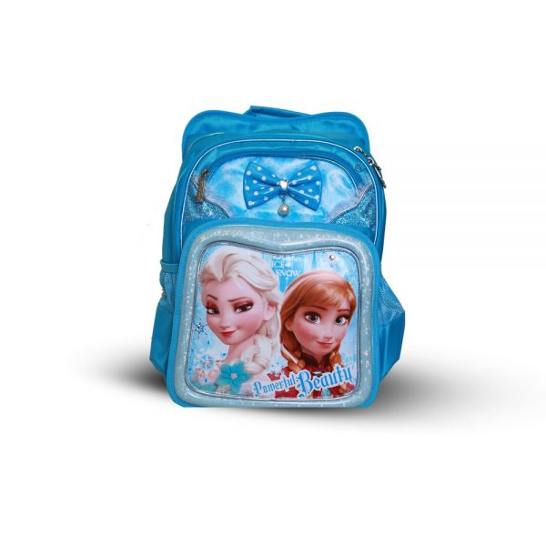 Original Disney Anna & Elsa School Bag 3D