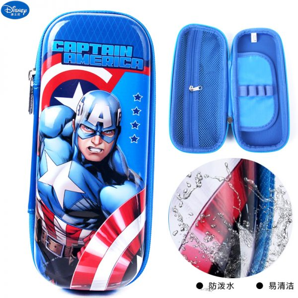 Disney Captain America Geometry Box