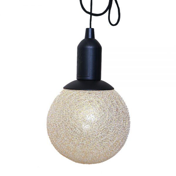 15cm LED Cotton Ball Lamp