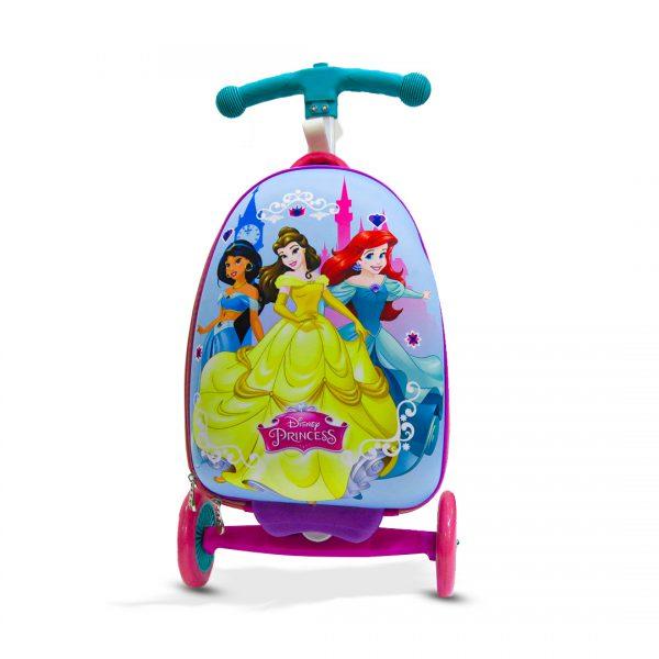 Original Disney Princes Scooty School Bag 3D 02