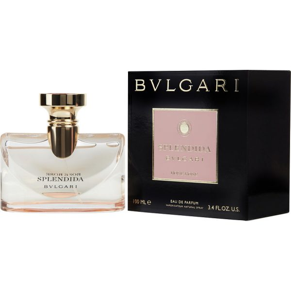 BVLGARI SPLENDIDA ROSE ROSE WOMEN 100ML