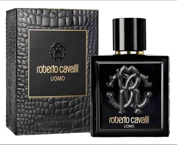 ROBERTO CAVALLI UOMO MEN EDT 100ML