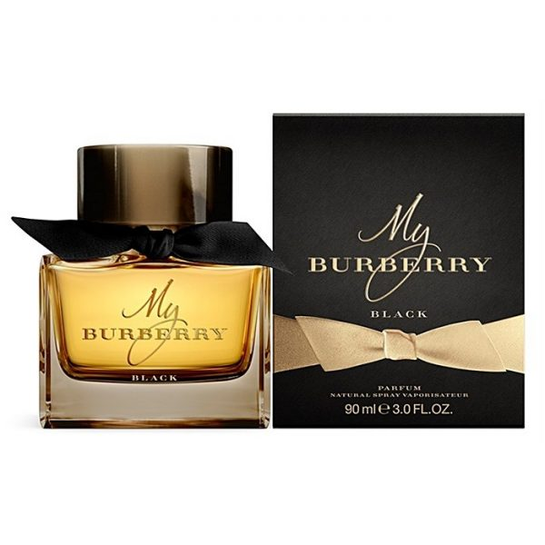 My BURBERRY BLACK WOMEN EDP 90ML
