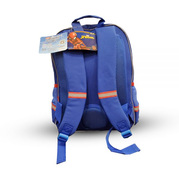 Original Disney Spider Man School Bag 3D 8.0