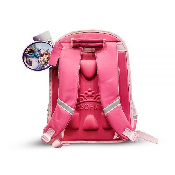 Original Disney Sofia School Bag 3D 1.0
