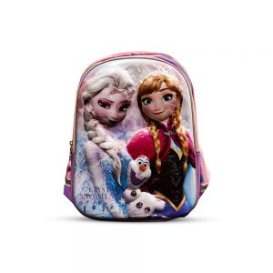 Original Disney Anna & Elsa School Bag 3D 2.0