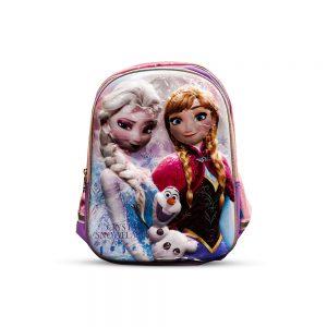 Original Disney Anna & Elsa School Bag 3D 2.0