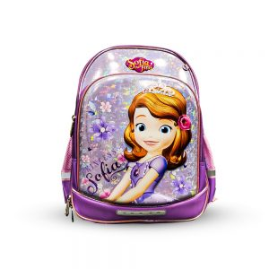 Original Disney Sofia School Bag 3D 3.0