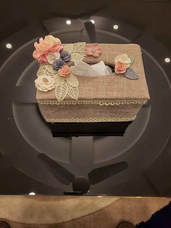 Fancy Tissue Box Covers 12